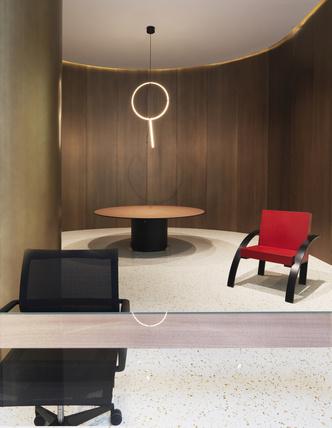 Винсент ван Дуйсен оформил бутик The Molteni Group в Нью-Йорке (фото 13.2)