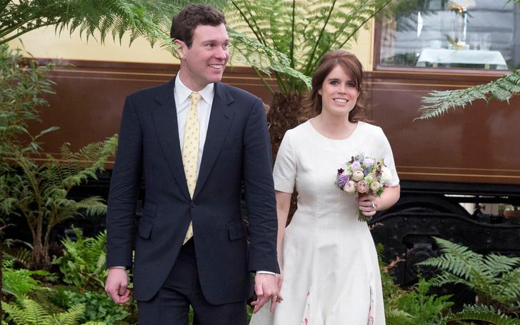 Принцесса Евгения выходит замуж (фото 1)
