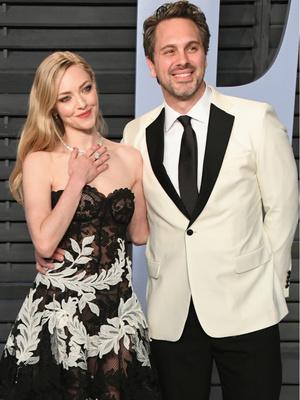 Это любовь: знаменитые пары на афтепати премии «Оскар» (фото 12)