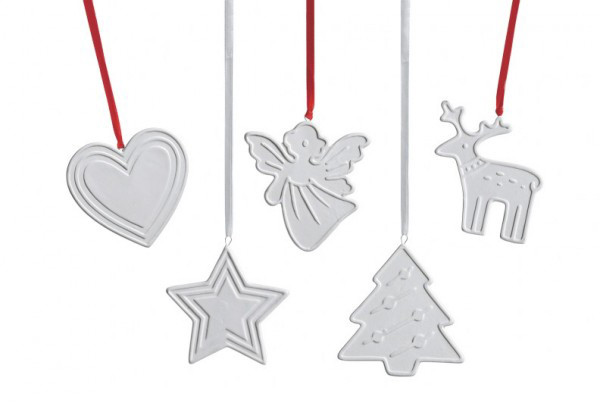 Елочные украшения Wishes Charms, Seletti, www.designboom.ru, 290 руб.