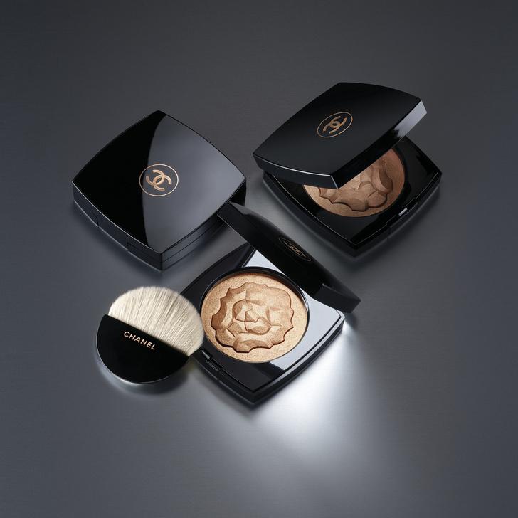 Рождественская коллекция макияжа Maximalisme de Chanel (фото 4)