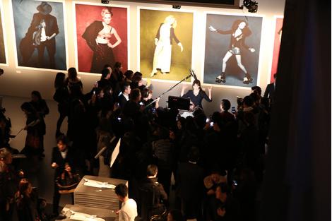 Выставка Chanel в Сеуле