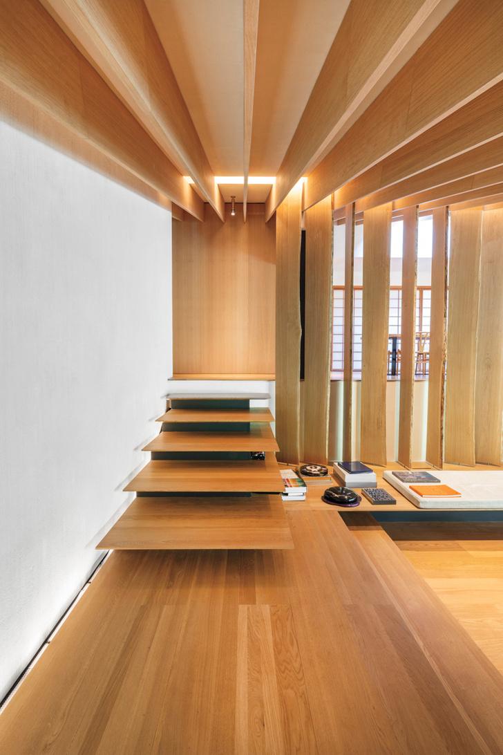 Кенго Кума переделал парижский дом Кензо Такады (фото 10)