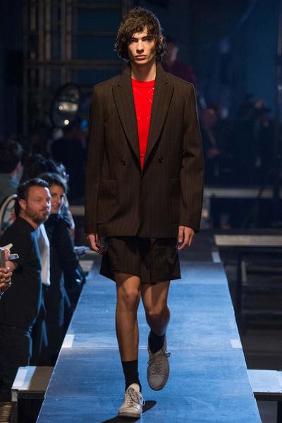 Неделя мужской моды в Париже: лучшие показы | галерея [2] фото [14]