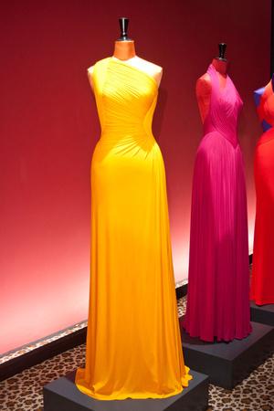 Показ Herve L. Leroux коллекции сезона Весна-лето 2013 года Haute couture - www.elle.ru - Подиум - фото 480983