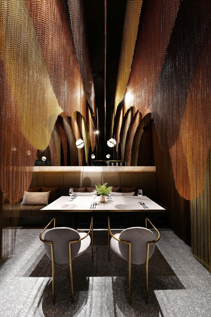 Ресторан Icha Chateau в Шанхае (фото 11)