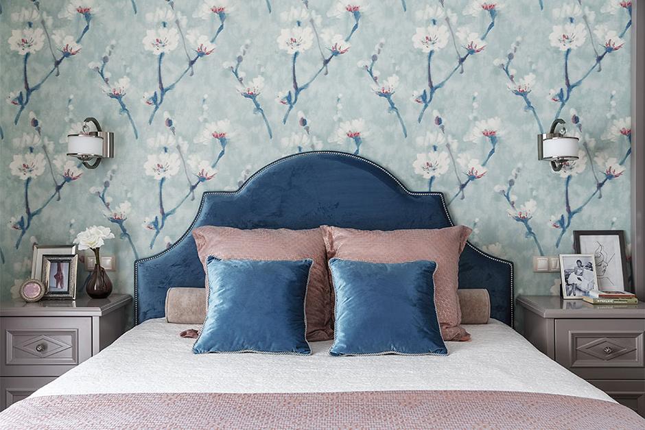 Синие спальни (галерея 0, фото 6)