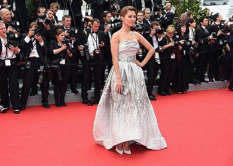 Наши в Каннах: самые яркие выходы российских знаменитостей на Кинофестивале | галерея [3] фото [4]