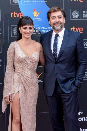 Пенелопа Крус и Хавьер Бардем на кинофестивале в Сан-Себастьяне фото [1]