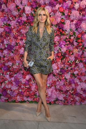 Звезды на показе Schiaparelli Couture в Париже (фото 6.2)