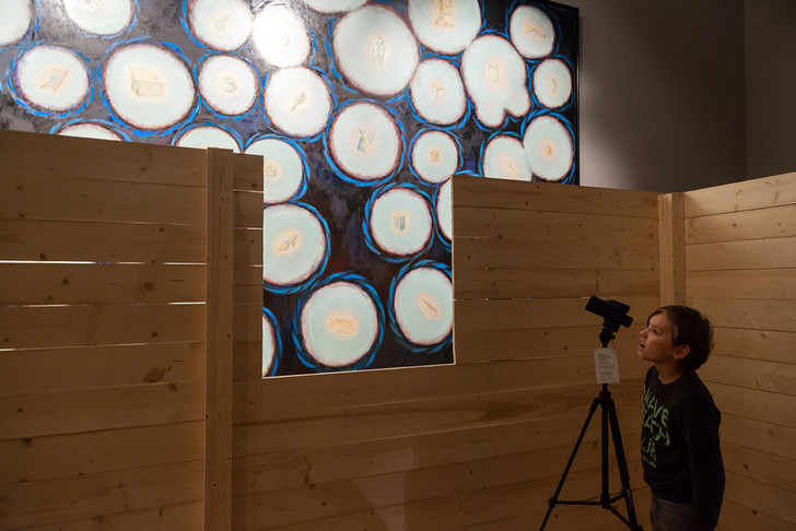 Архитектор Евгений Асс о выставке Кабаковых «В будущее возьмут не всех» (фото 20)