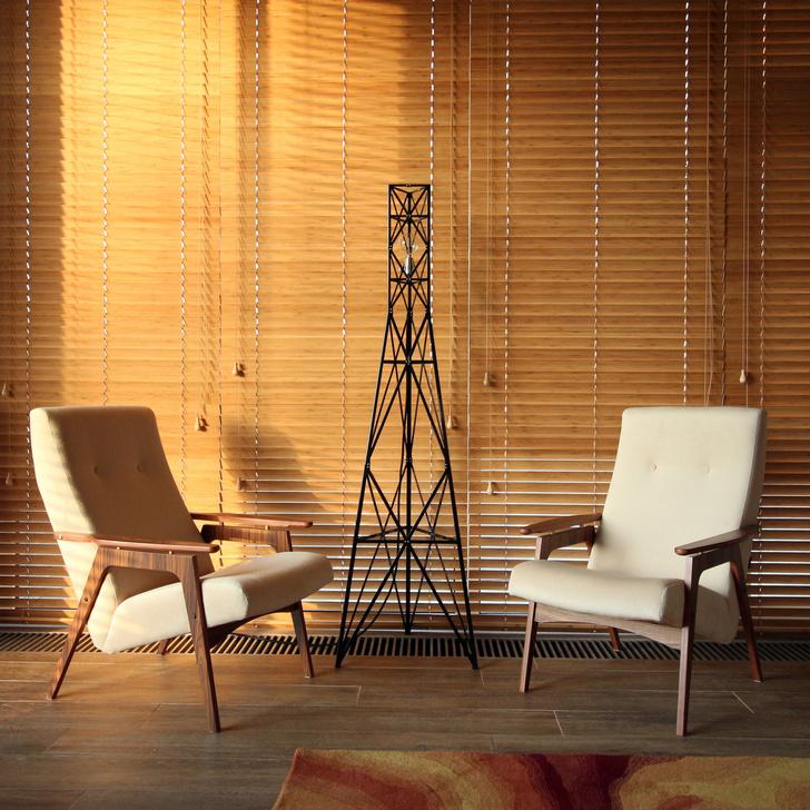 Модный тренд: светильники-башни (фото 1)
