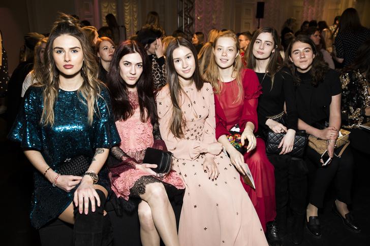 TWINSET Milano впервые провели fashion-шоу в России (фото 1)