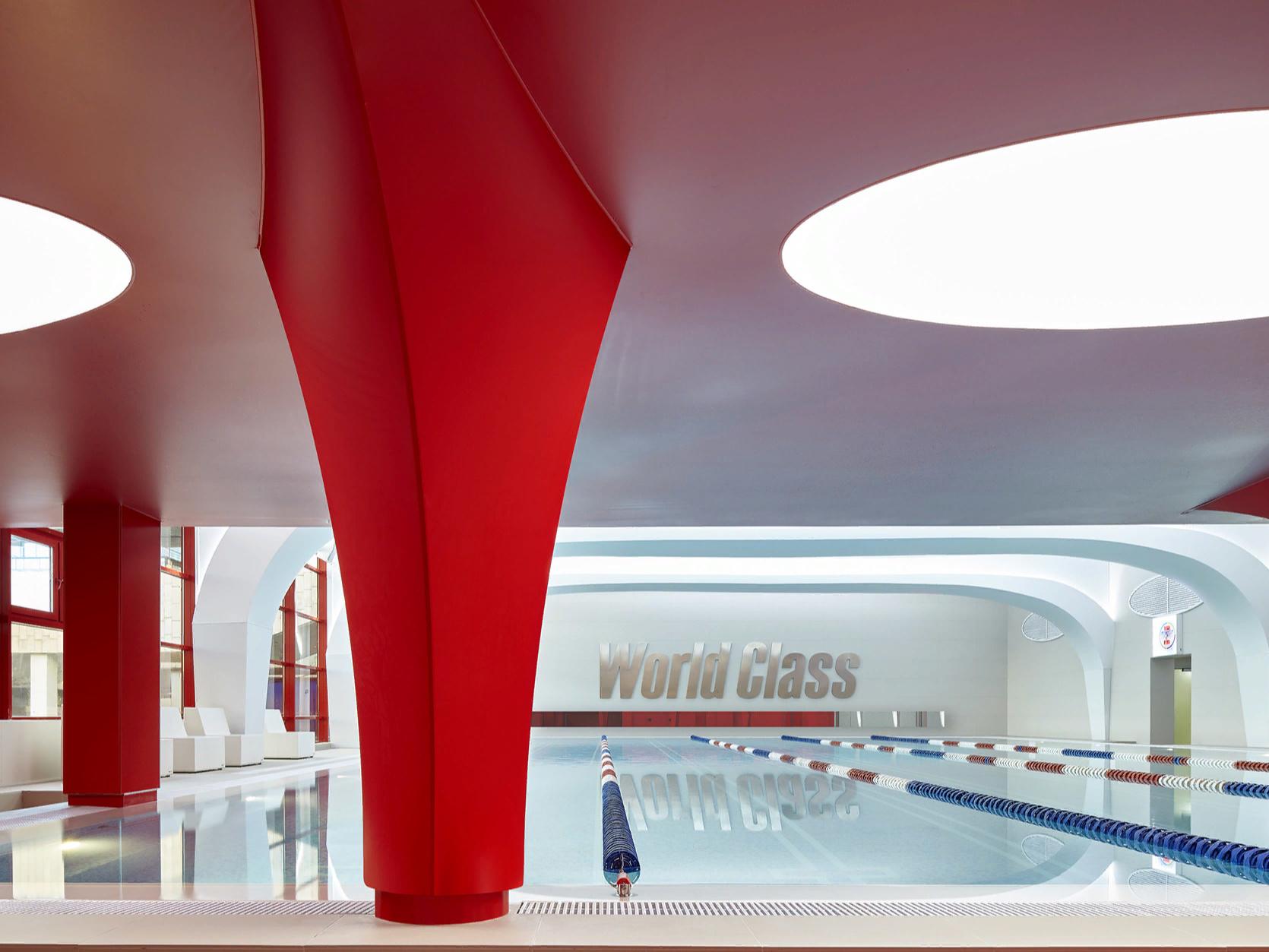 Победитель Red Dot 2018: бассейн от VOX Architects (галерея 6, фото 2)