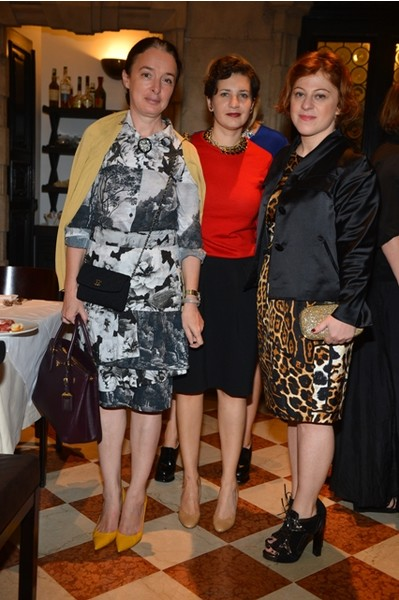 Alena Isaeva_Ekaterina Dorokhova and Olga Zaretskaya