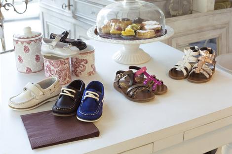 Детская обувная марка Naturino представила новую коллекцию