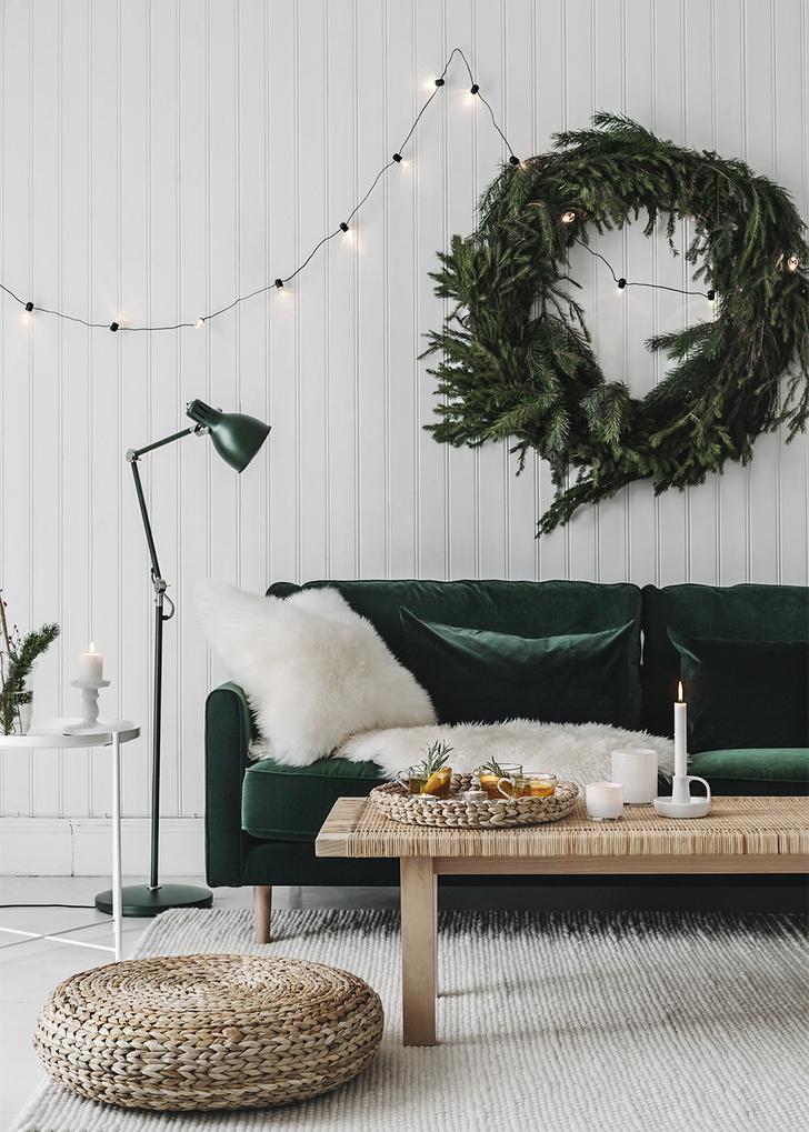 Украшаем дом к Новому году: 10 простых идей (фото 14)