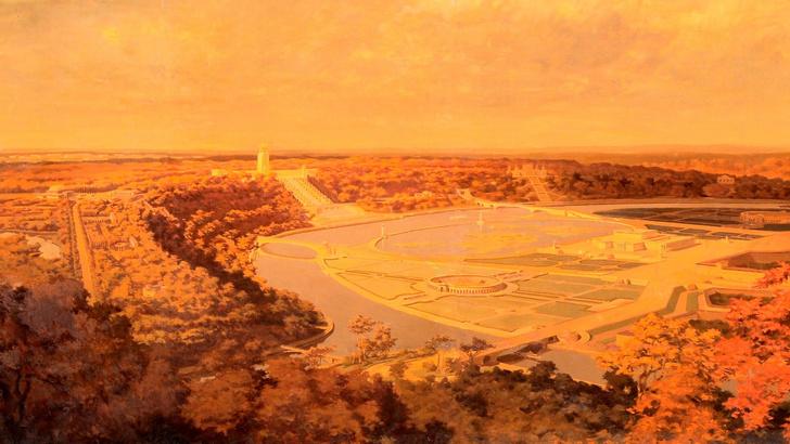 Выставка «Архитектура футбольных стадионов. От авангарда к современности» (фото 5)