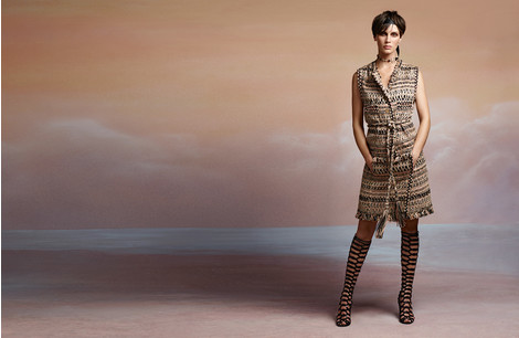 Марин Вакт стала лицом Chanel | галерея [1] фото [3]