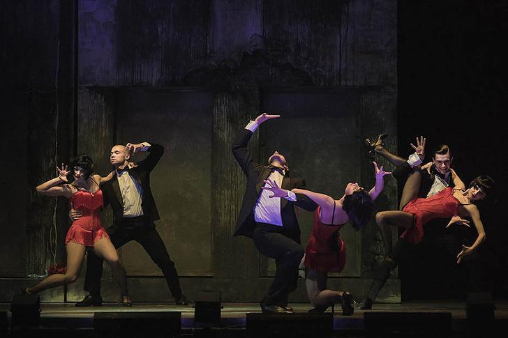 «Преступление и наказание», Московский театр мюзикла