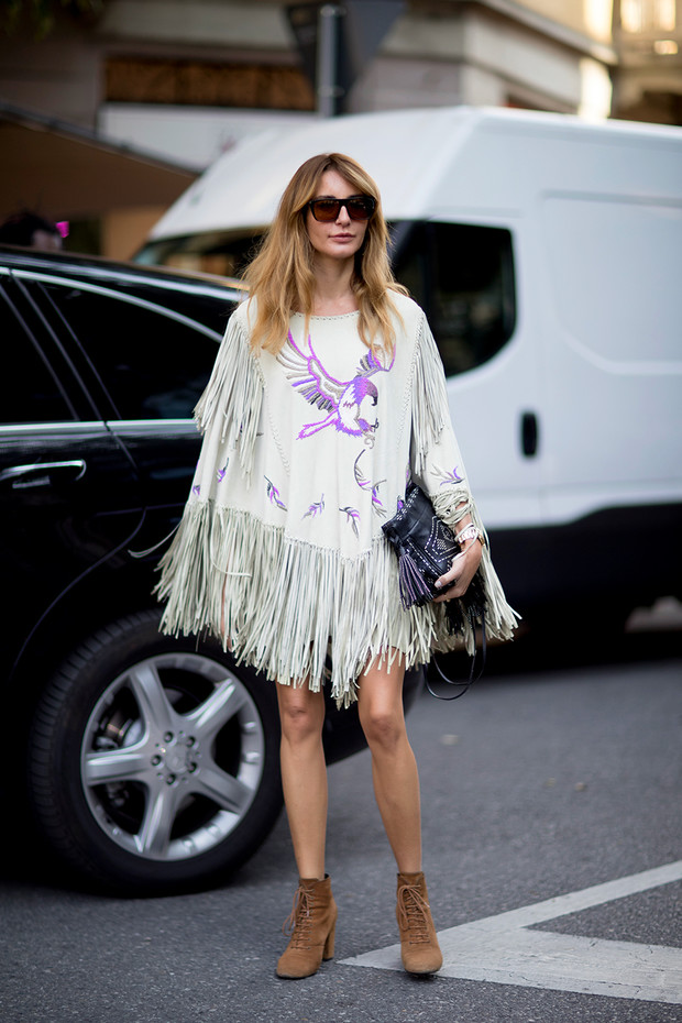 Тренд: образ в жанре модного вестерна (фото 7)
