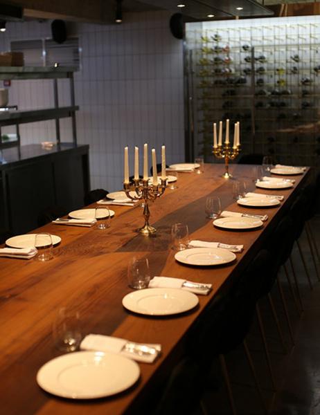 Итальянский ресторан Salumeria Moscow | галерея [2] фото [2]