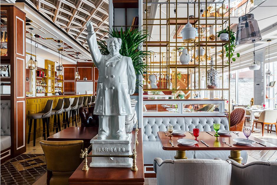 Главные открытия 2017 года: лучшие дизайнерские отели России (галерея 15, фото 0)