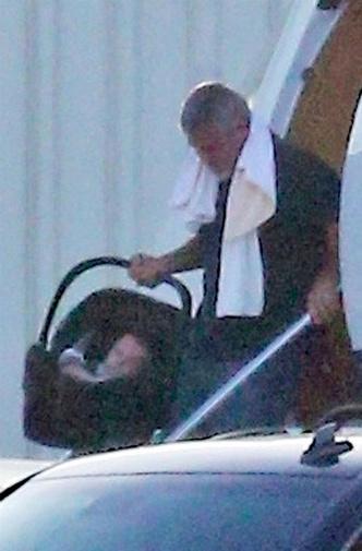 Джордж и Амаль Клуни дети фото