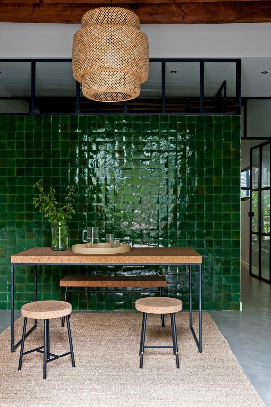 зеленые стены (галерея 0, фото 6)