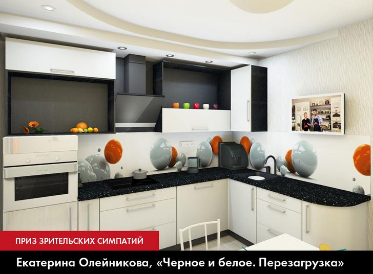 Победители конкурса «Магия дизайна» Gorenje и ELLE Decoration (фото 4)