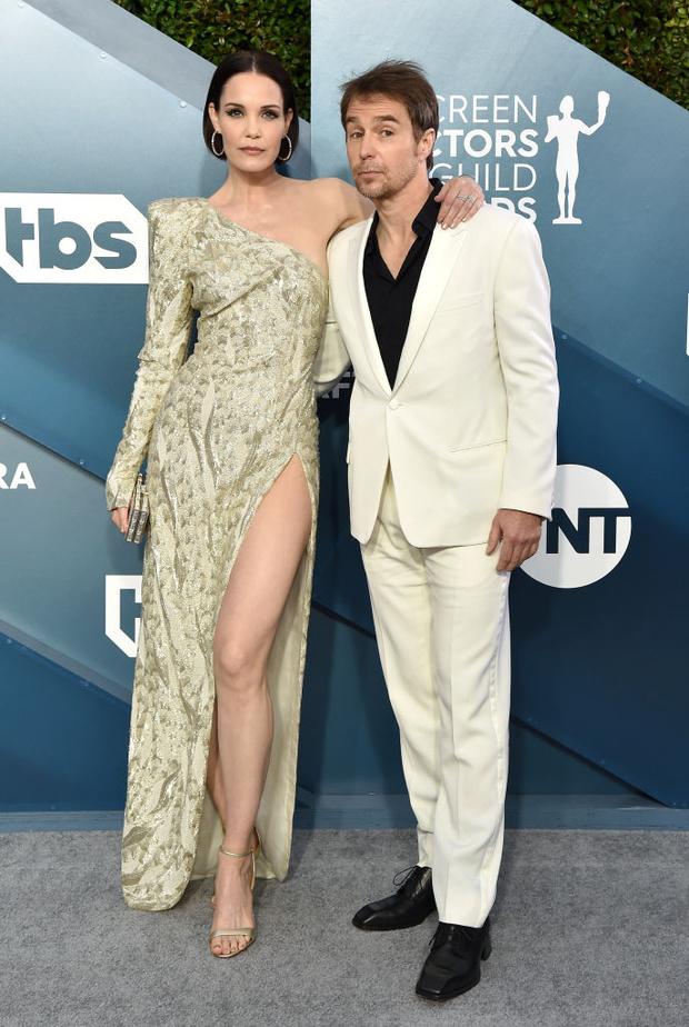 Группа поддержки: самые красивые пары на SAG Awards (фото 6)