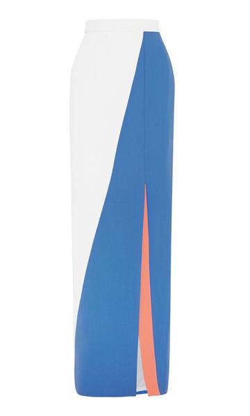 Длина волны: 25 модных юбок макси этого лета | галерея [2] фото [1]