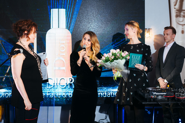 Журнал ELLE вручил престижные награды лучшим из лучших в beauty-индустрии (фото 21)