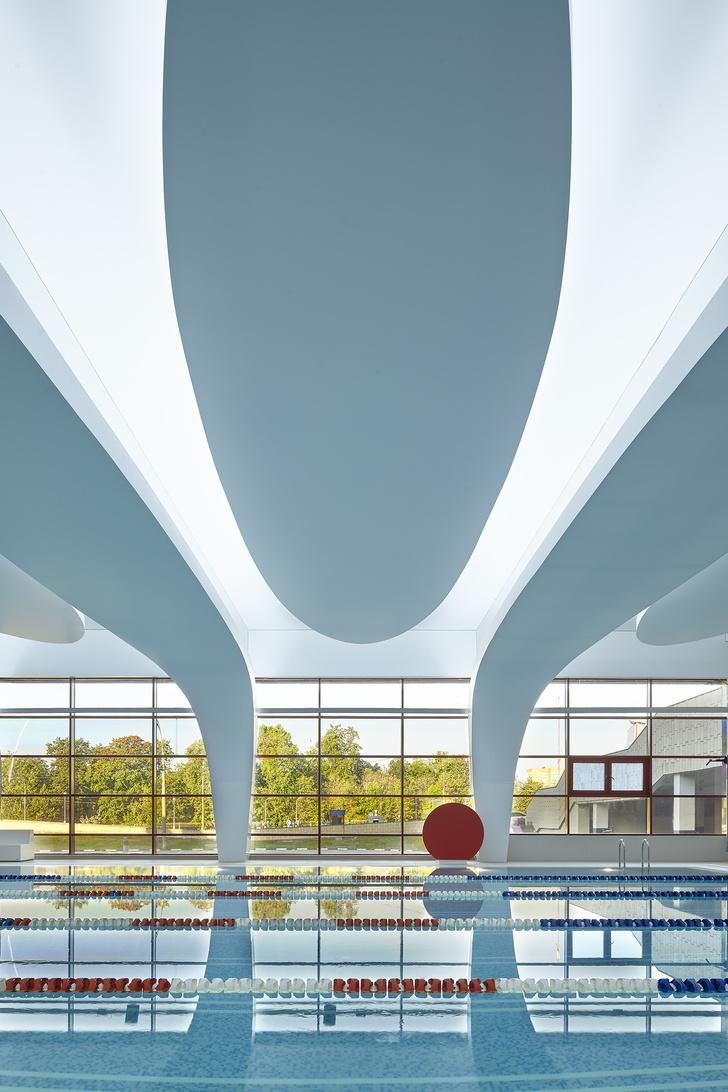 Победитель Red Dot 2018: фитнес-клуб от VOX Architects (фото 3)