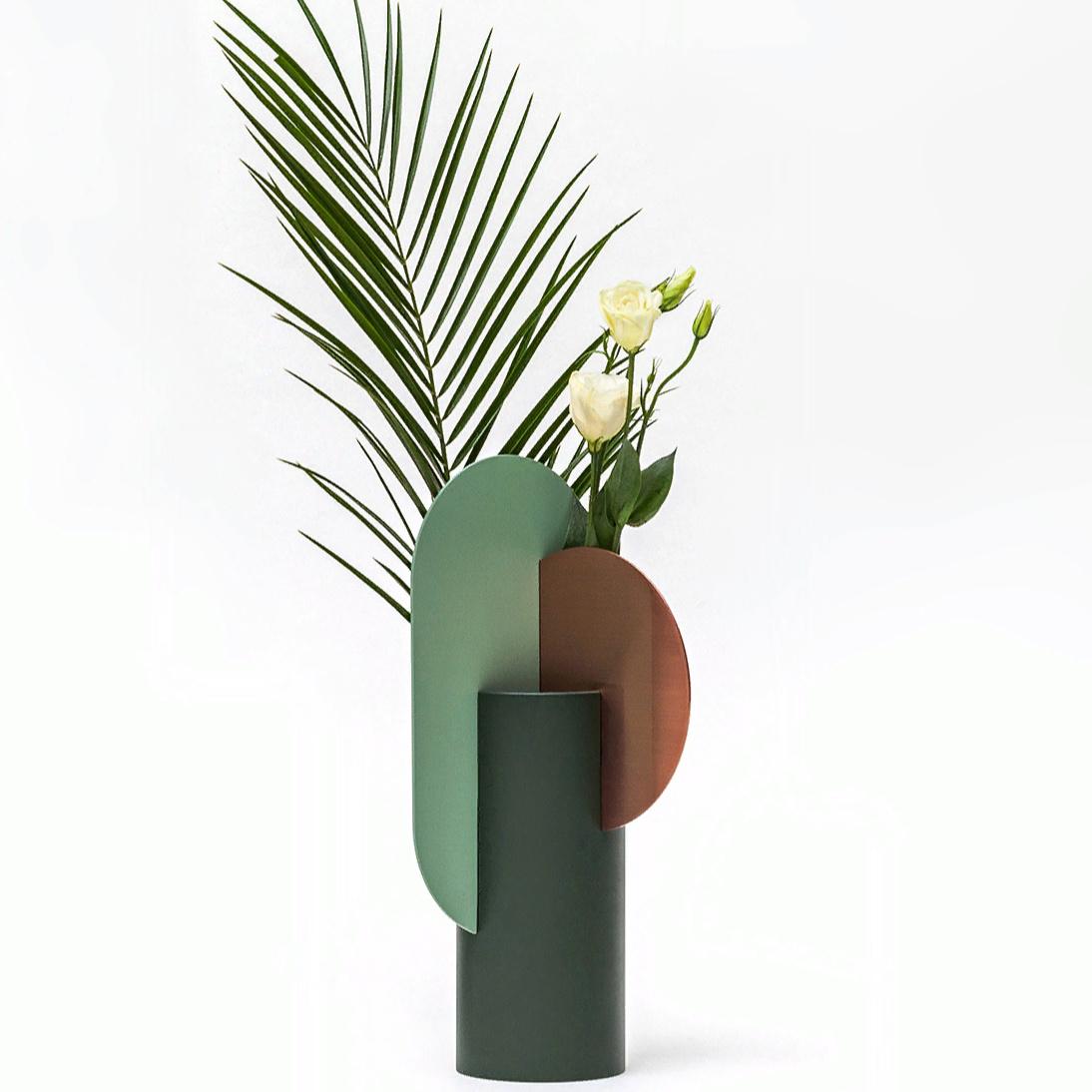 Украинская студия NOOM: супрематические вазы и светильники (галерея 1, фото 2)