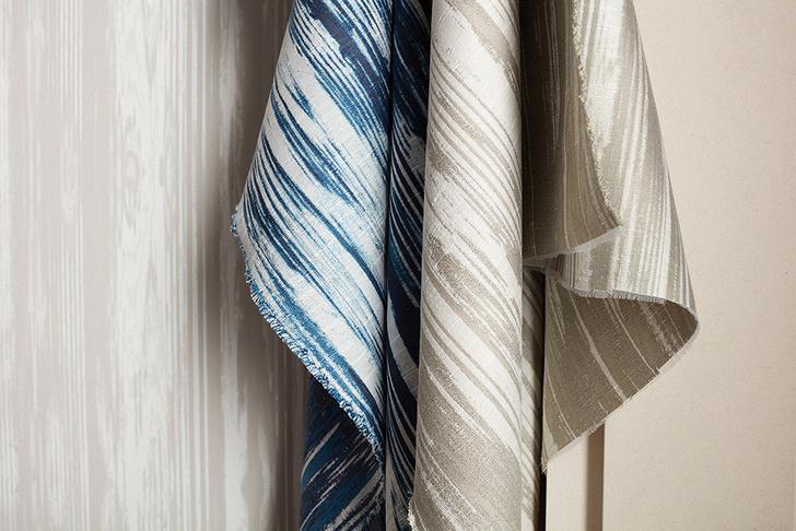 Новые орнаменты на обоях и тканях от Osborne & Little фото [5]