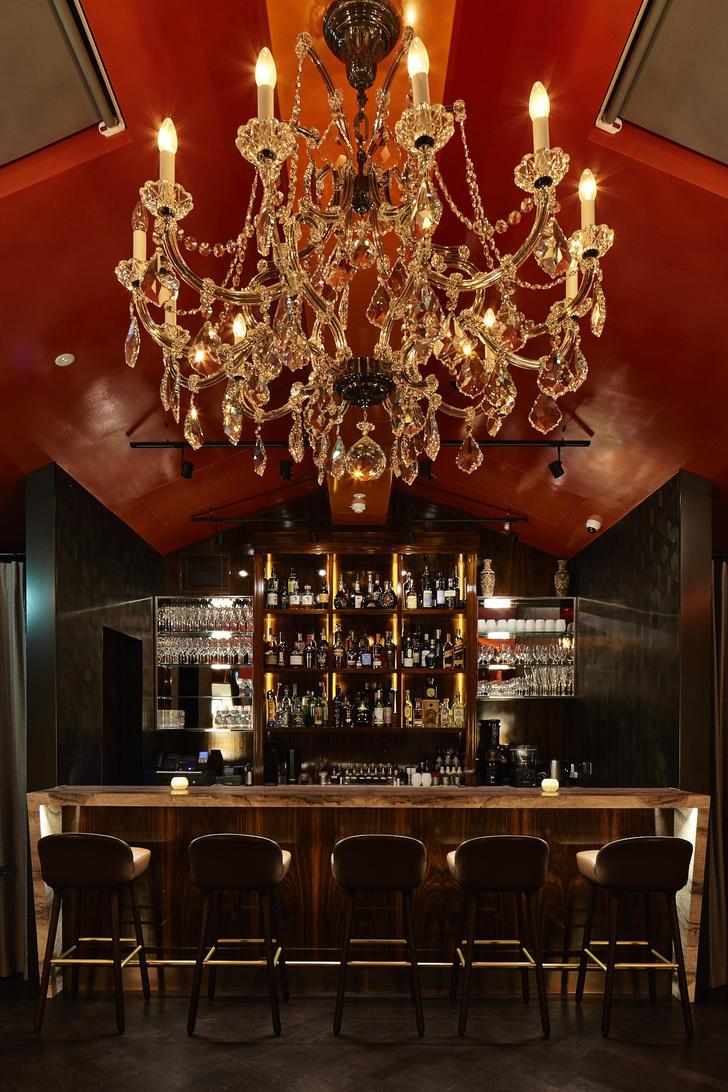 Ресторан OSH в Лондоне: проект Ирины Глик (фото 11)