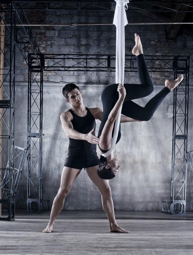 Анти-гравити йога