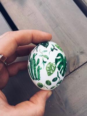 Вдохновение к Пасхе: 14 идей декора яиц (фото 7.2)