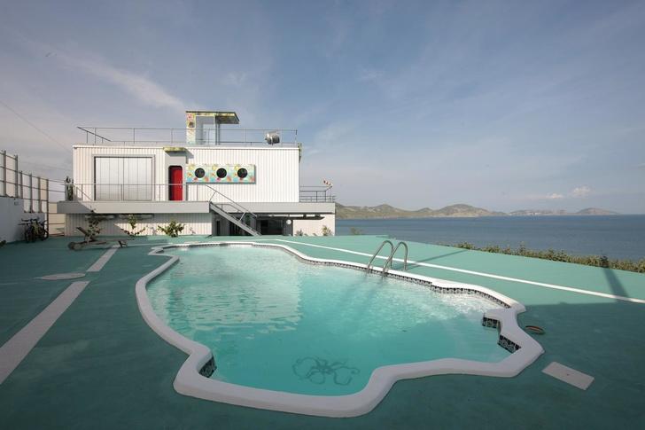 Дом у моря: 10 живописных проектов (фото 35)
