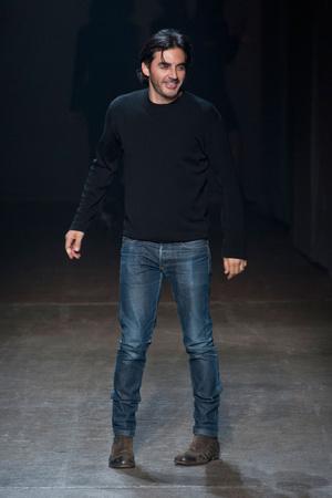 Показ Yigal Azrouel коллекции сезона Осень-зима 2013-2014 года prêt-à-porter - www.elle.ru - Подиум - фото 484474