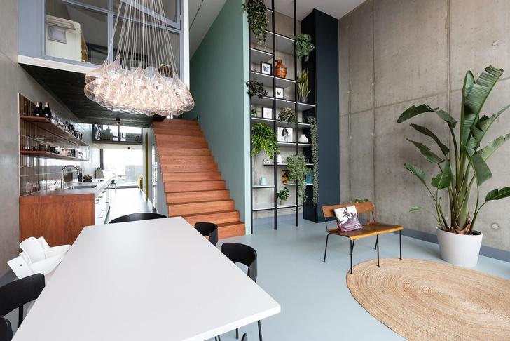Как сделать интерьер в индустриальном стиле уютнее: 6 идей (фото 5)