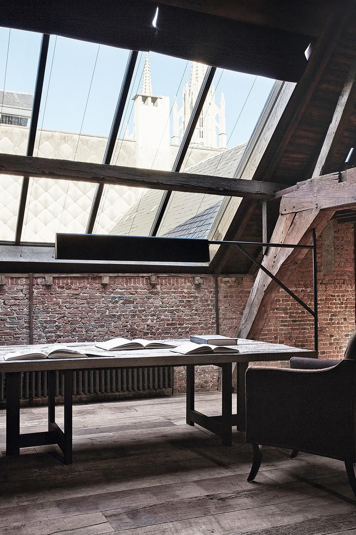 Архитектор Винсент ван Дуйсен - о цвете, форме и будущем дизайна фото [2]