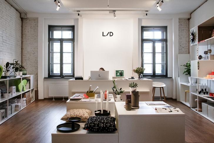 дизайнерское пространство LID