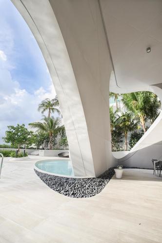 Первый жилой небоскреб по проекту Zaha Hadid Architects в Майами (фото 5.2)