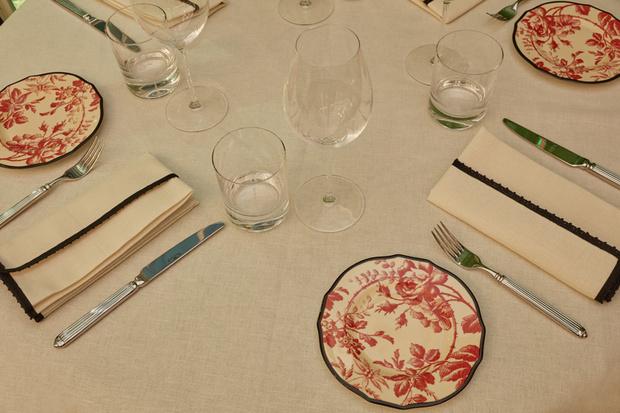 Модный дом GUCCI открыл ресторан во Флоренции (фото 6)