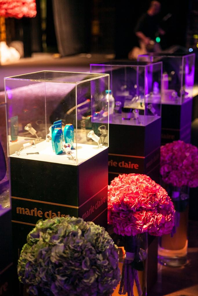 Marie Claire вручил премию в области красоты Prix d'Excellence de la Beauté 2016
