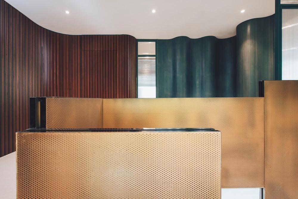 Офис с домашней атмосферой в Куала-Лумпуре (галерея 11, фото 5)