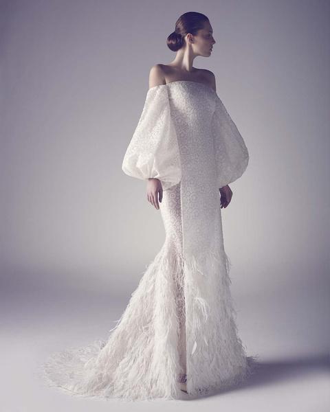 ЗАМУЖ НЕВТЕРПЕЖ: 10 самых красивых свадебных коллекций сезона | галерея [1] фото [20]