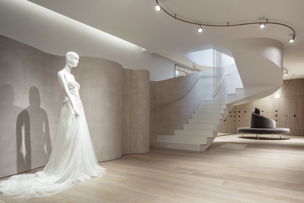 Новая романтика: свадебный бутик в Тель-Авиве (фото 2)